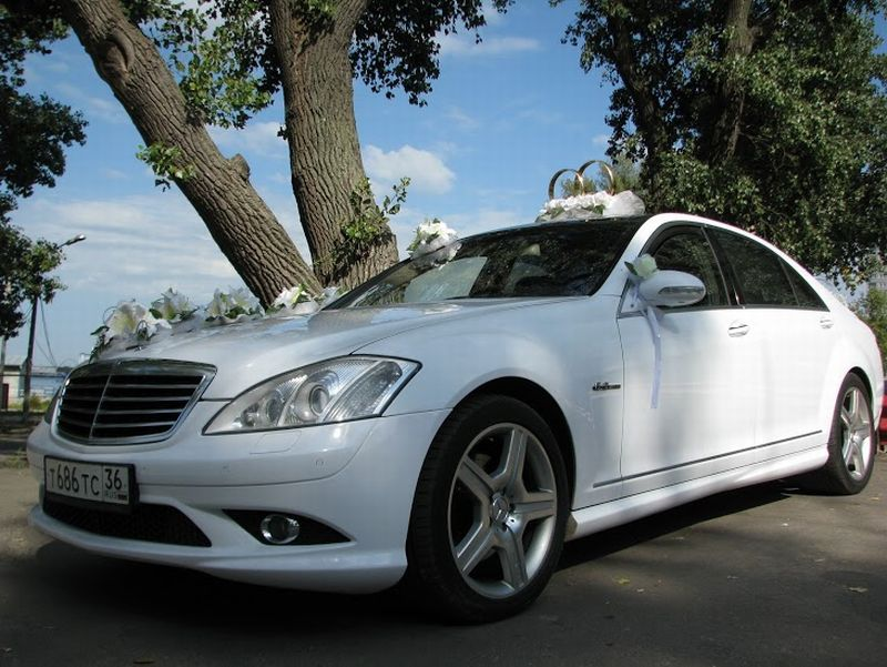 Mercedes-Benz S63 AMG Long W221